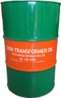 New Product : Reclaimed Oil